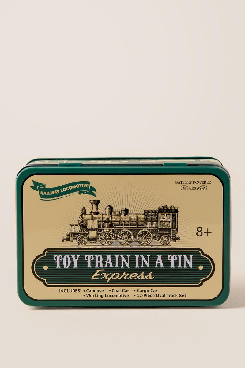 Train in a Tin-  gift-cl