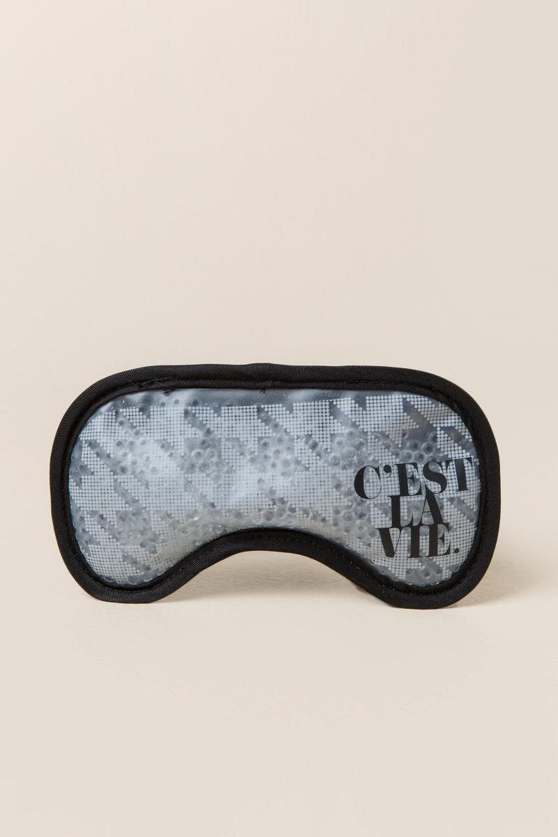 Cest La Vie Cooling Eye Mask