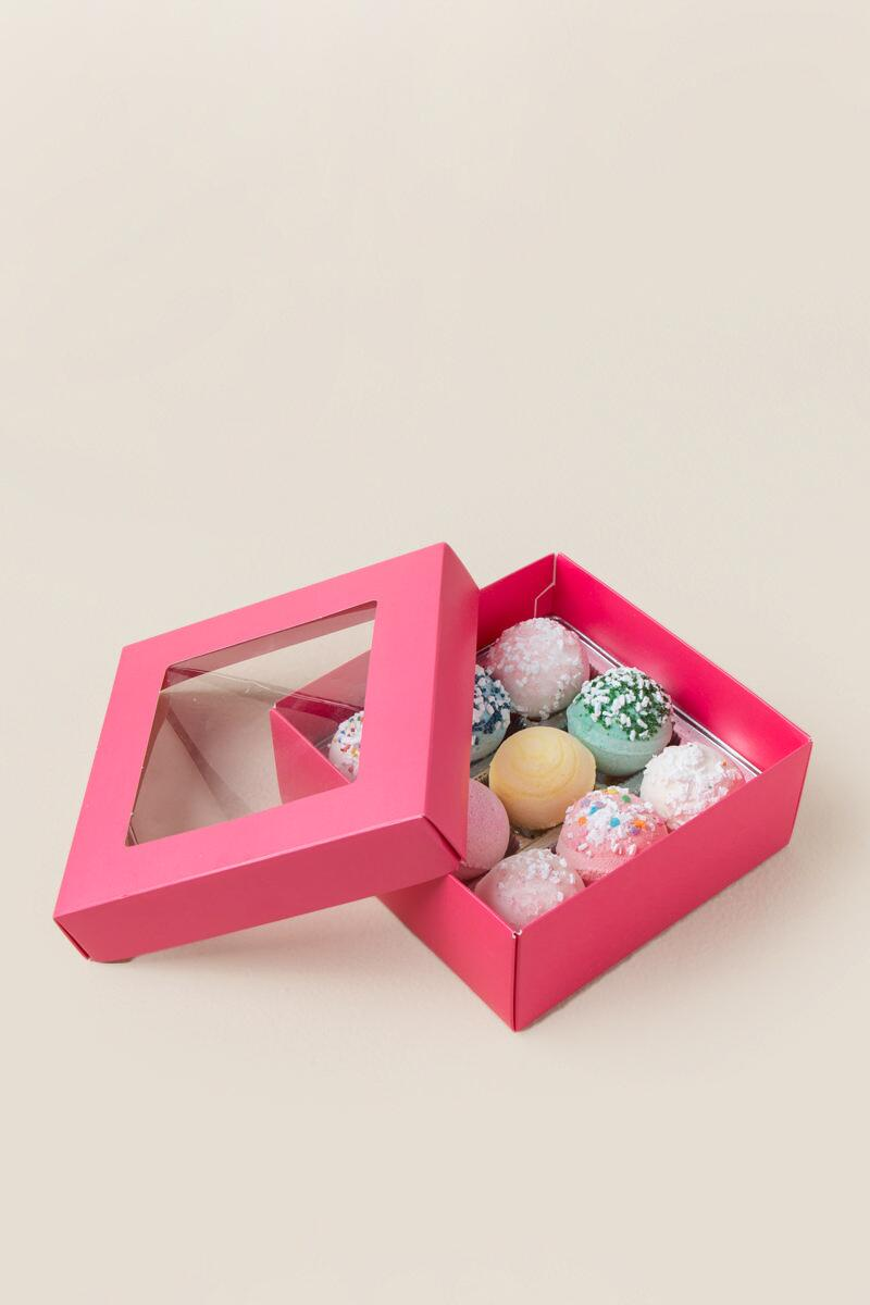 Assorted Truffle Bath Bombs-  gift-cl