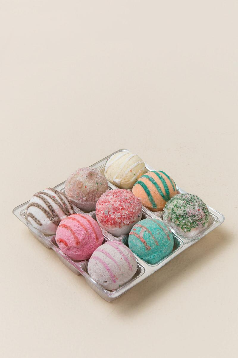 Holiday Assorted Truffle Bath Bombs-  gift-clalternate