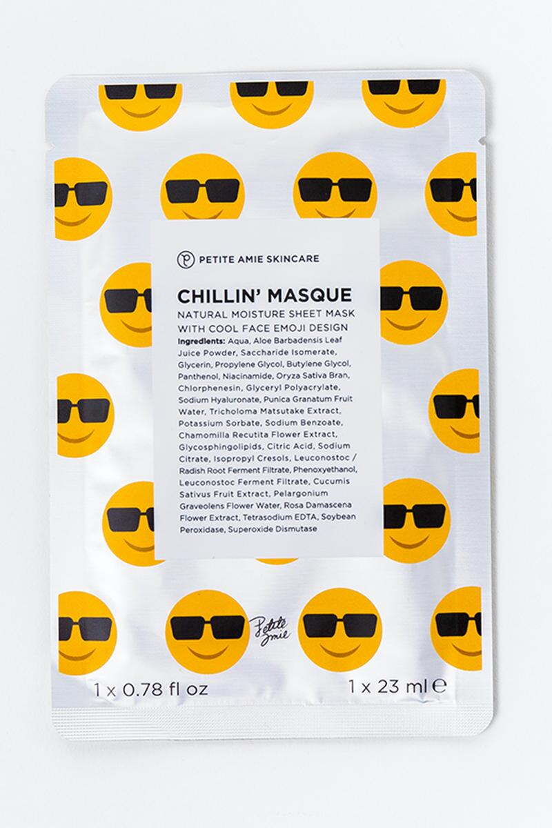 Chillin Mask by Petite Amie Skincare