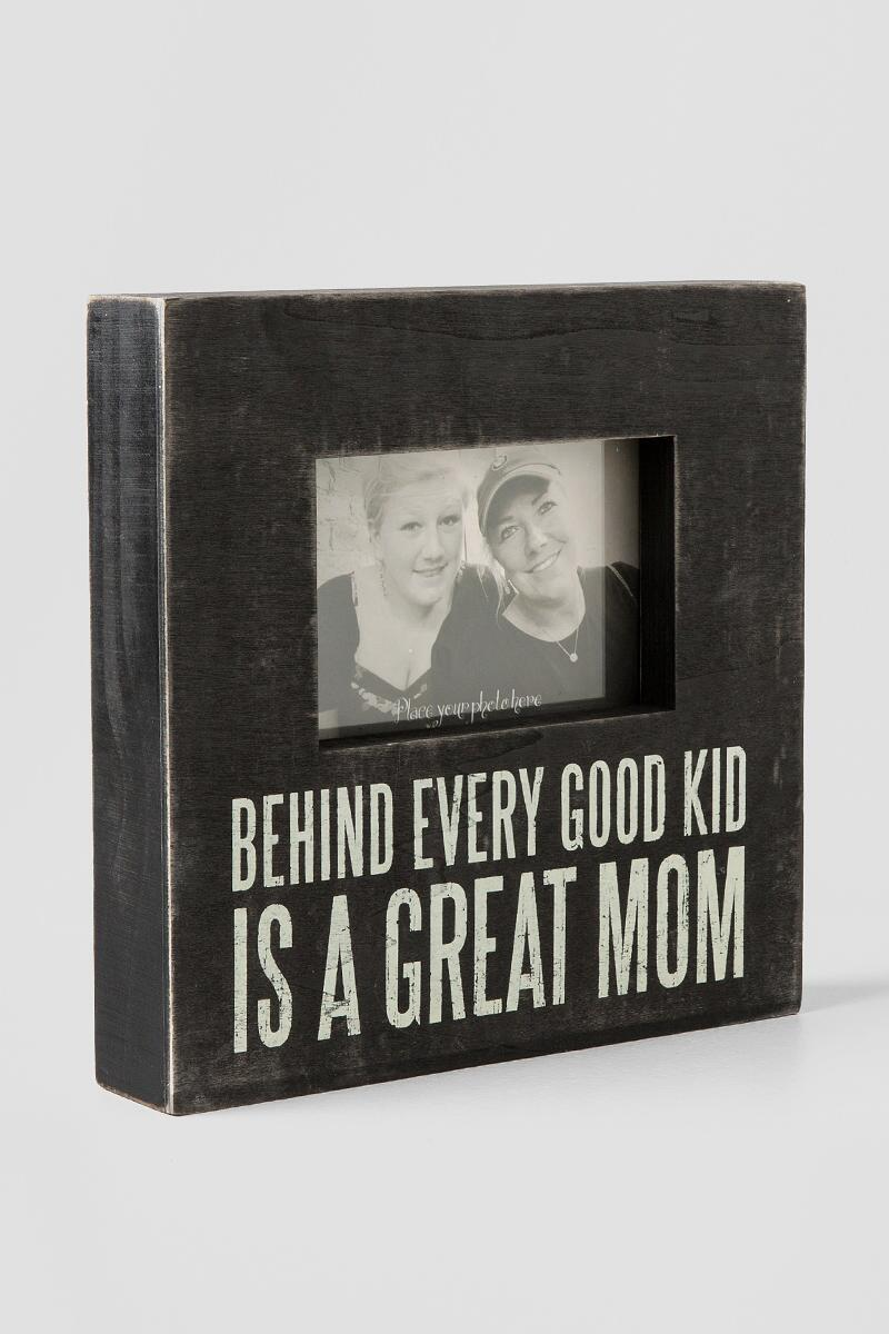 Great Mom Frame-  gift-clalternate