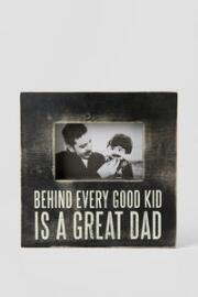 Great Dad Small Frame