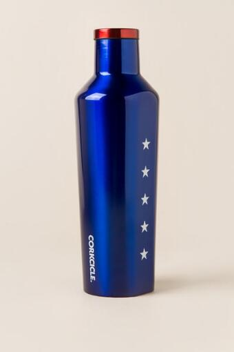Corkcicle - Blue USA Canteen