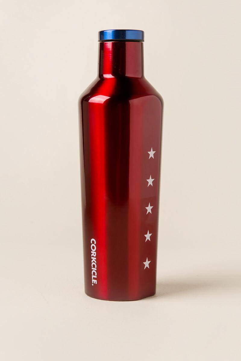 Corkcicle - Red USA Canteen