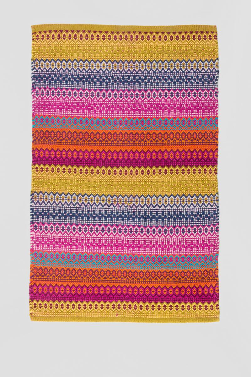 Multi Hand Woven Accent Rug-  gift-clalternate2