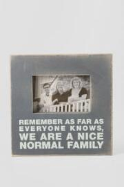 Normal Family 10x10 Frame