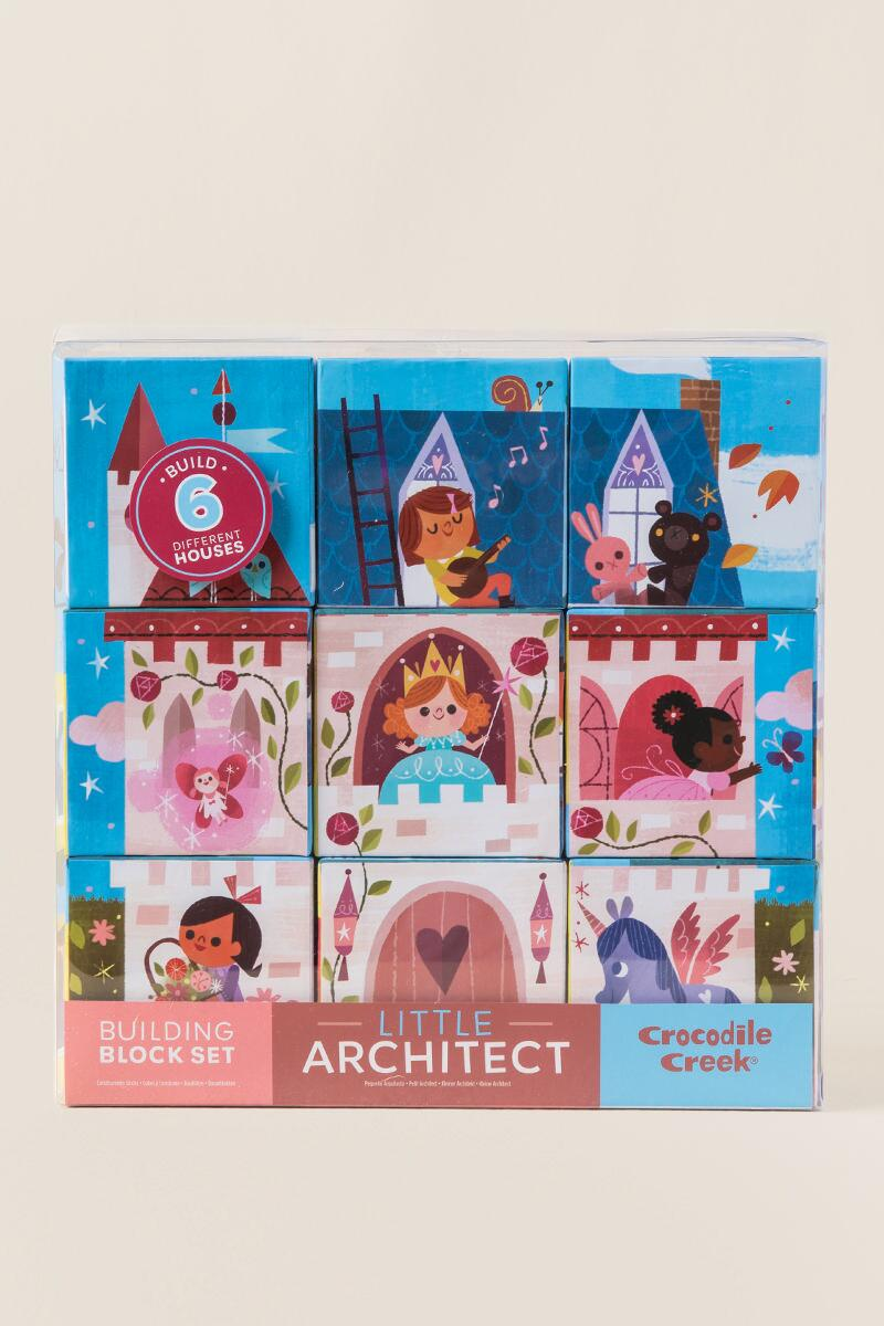 Little Architect Building Blocks-  gift-cl