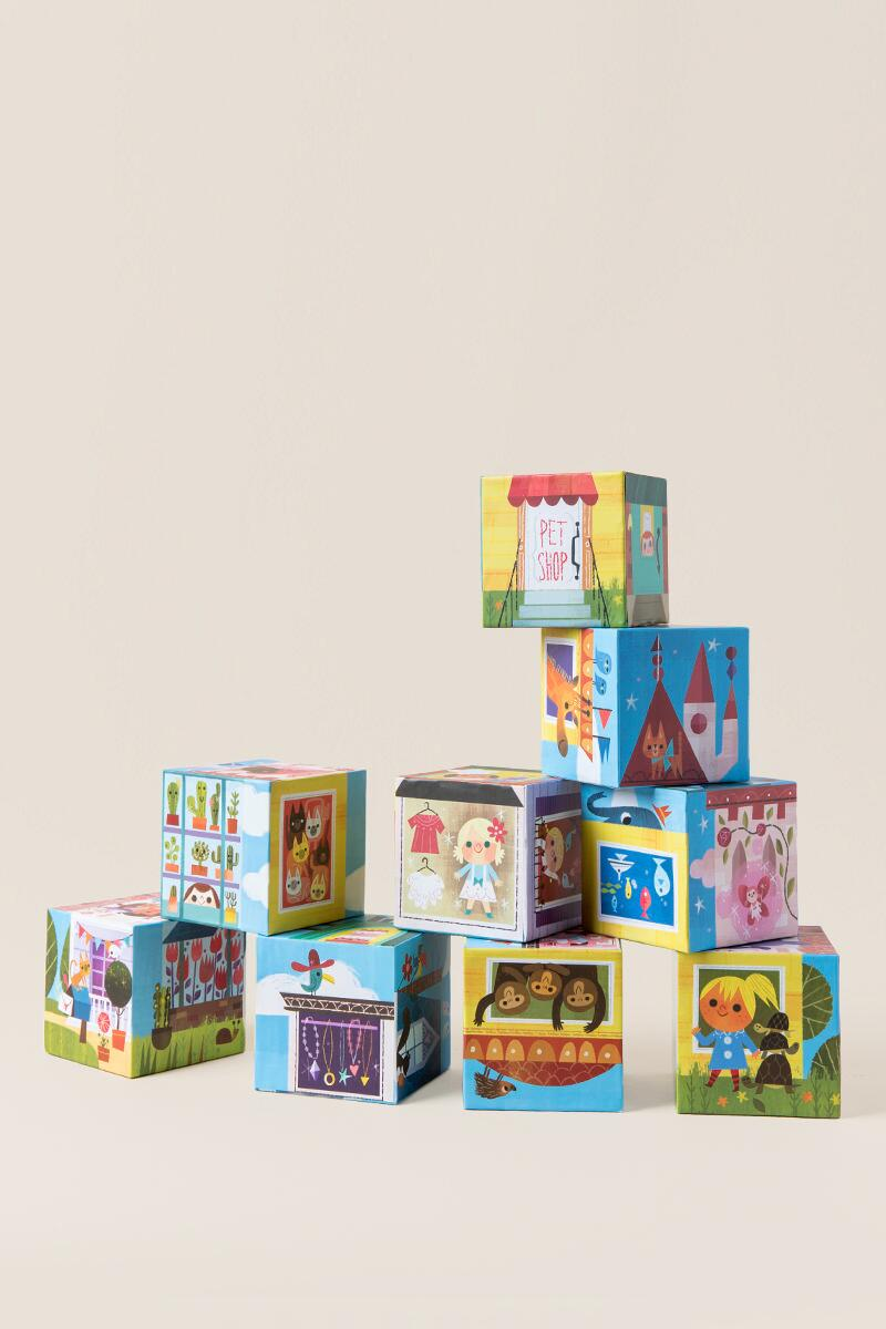 Little Architect Building Blocks-  gift-clalternate