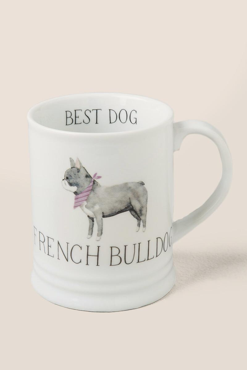 French Bulldog Best Dog Mug
