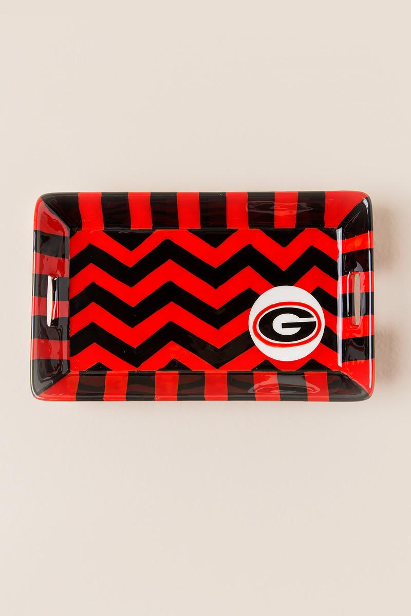 University of Georgia Mini Tray