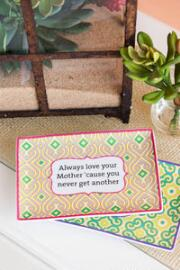 Always Love Your Mother Sentiment Tray