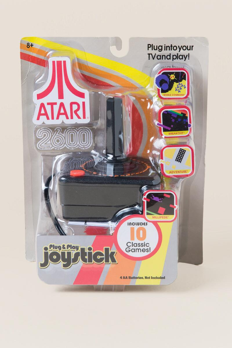 Atari Plug and Play Game-  gift-cl