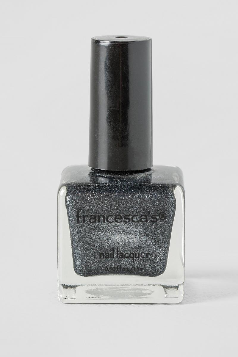 Baby It's Coal Outside Charcoal Nail Lacquer