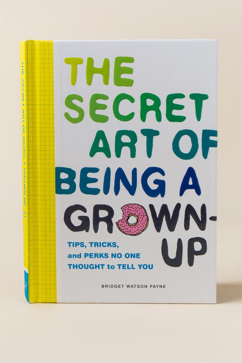 The Secret Art of Being a Grown-Up-  gift-cl
