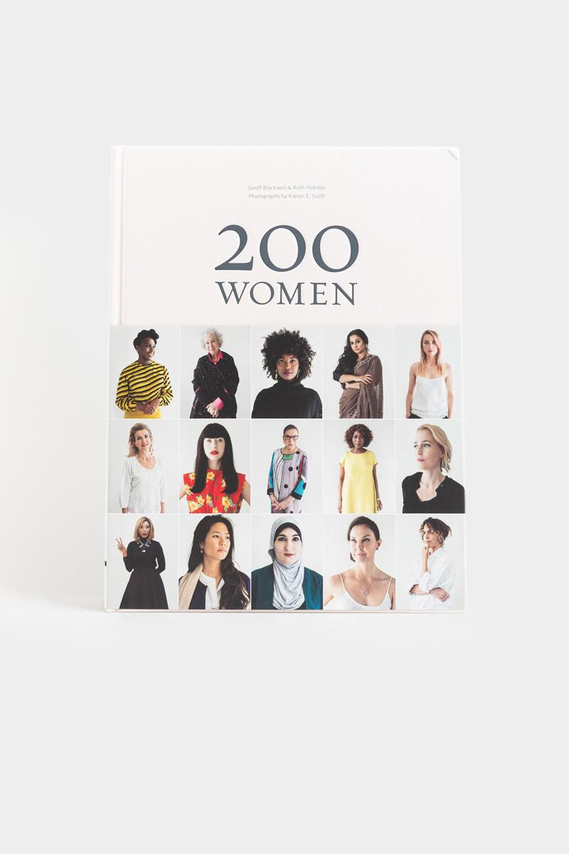 200 Women Who Will Change the Way You See the World-  nocolor-cl