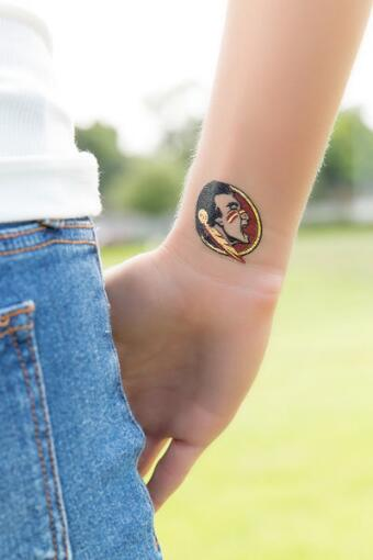 Florida State University Spirit Tattoos