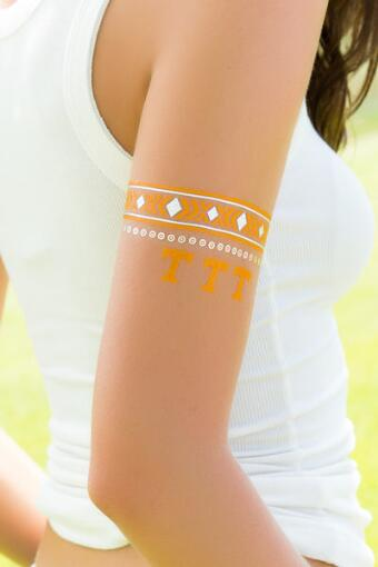University of Tennessee Spirit Tattoos