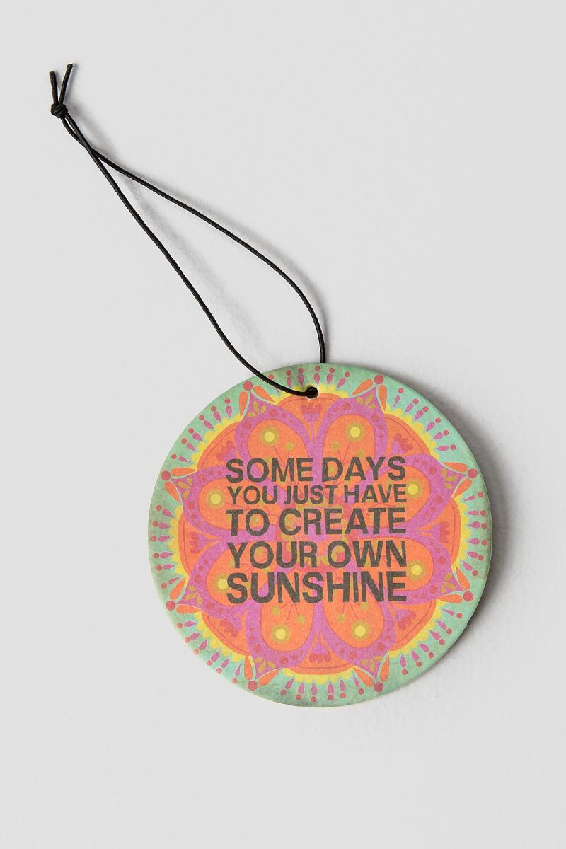 Create Your Own Sunshine Air Fresheners-  gift-cl