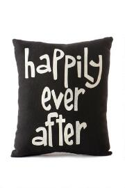 Happily Ever After Small Decor Pillow