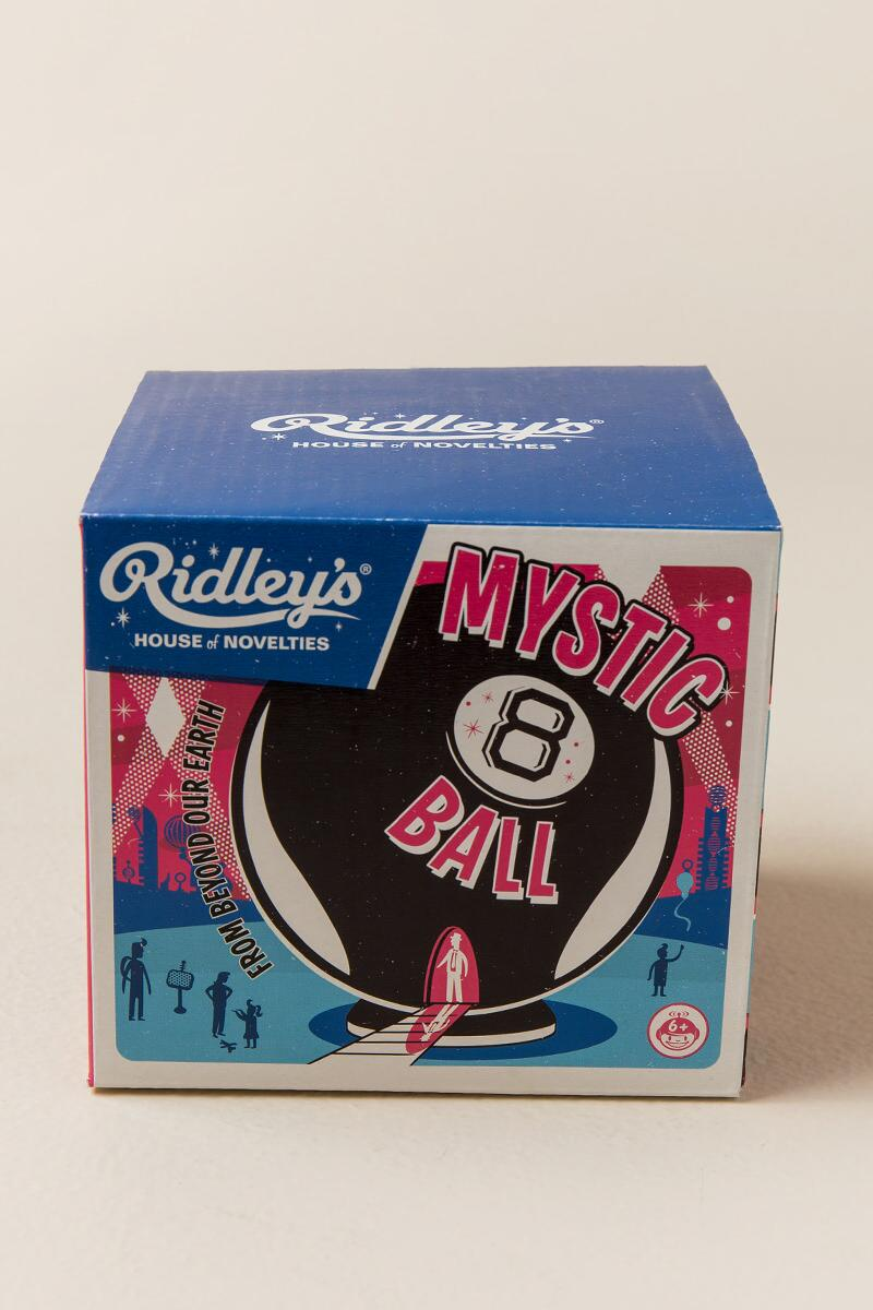 Mystic 8 Ball-  gift-cl