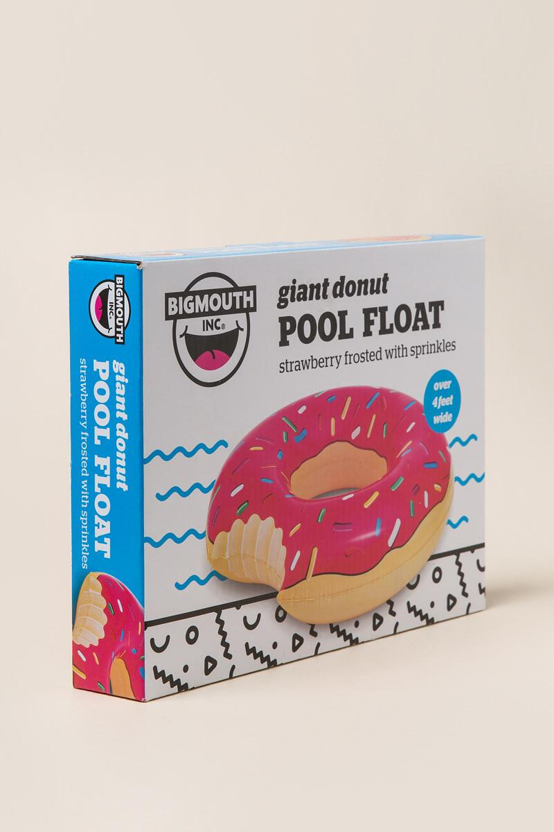 Giant Pink Donut Pool Float-  gift-clalternate2