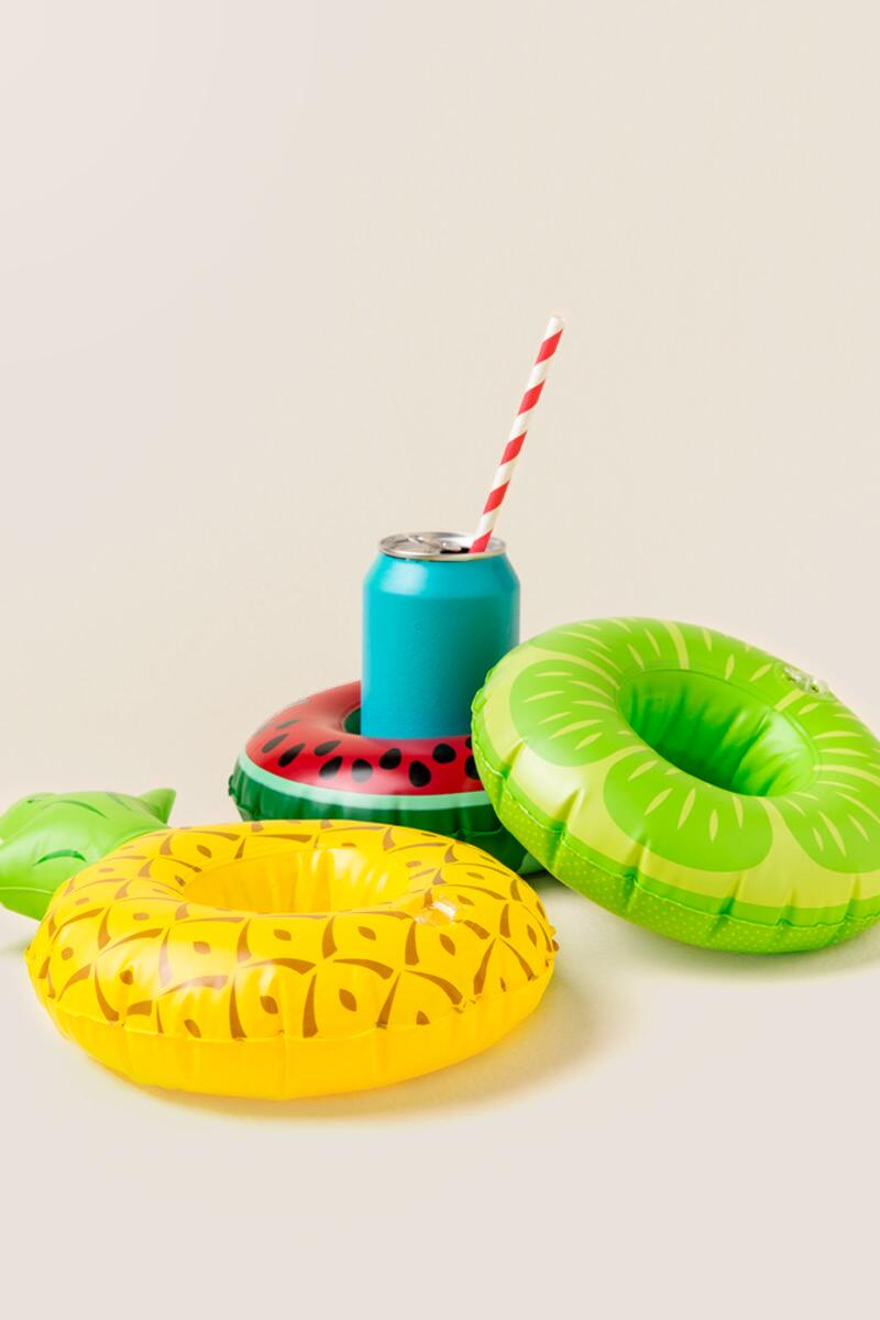 Fruit Drink Holder Pool Float Set-  gift-clalternate2