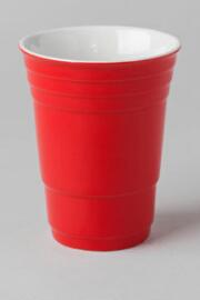 Ceramic Red Solo Cup
