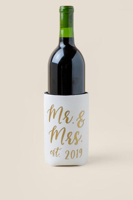 Mr. & Mrs. 2019 Coozie