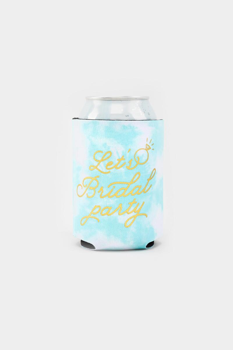 Let's Bridal Party Drink Sleeve-  nocolor-cl