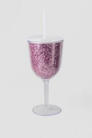 Travel Wine Cup in Pink