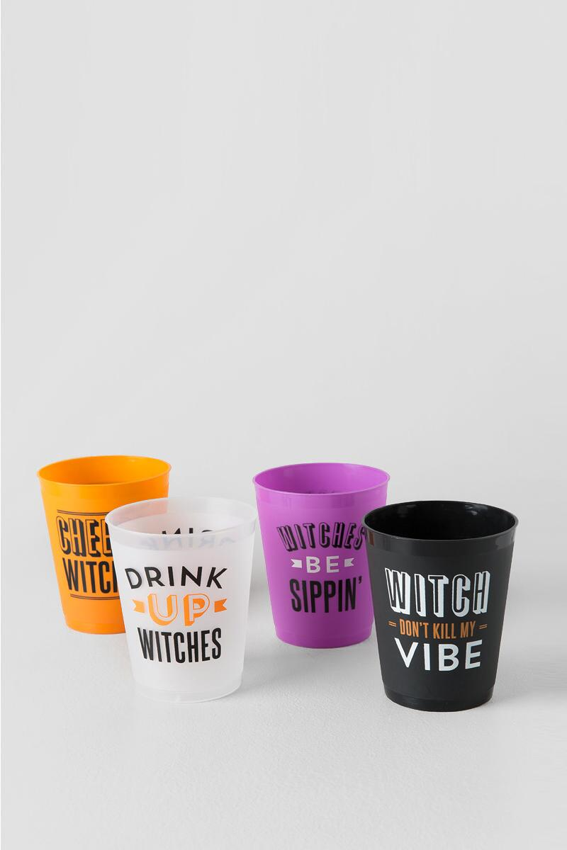 Witches Frost Flex Cup Set-  gift-cl