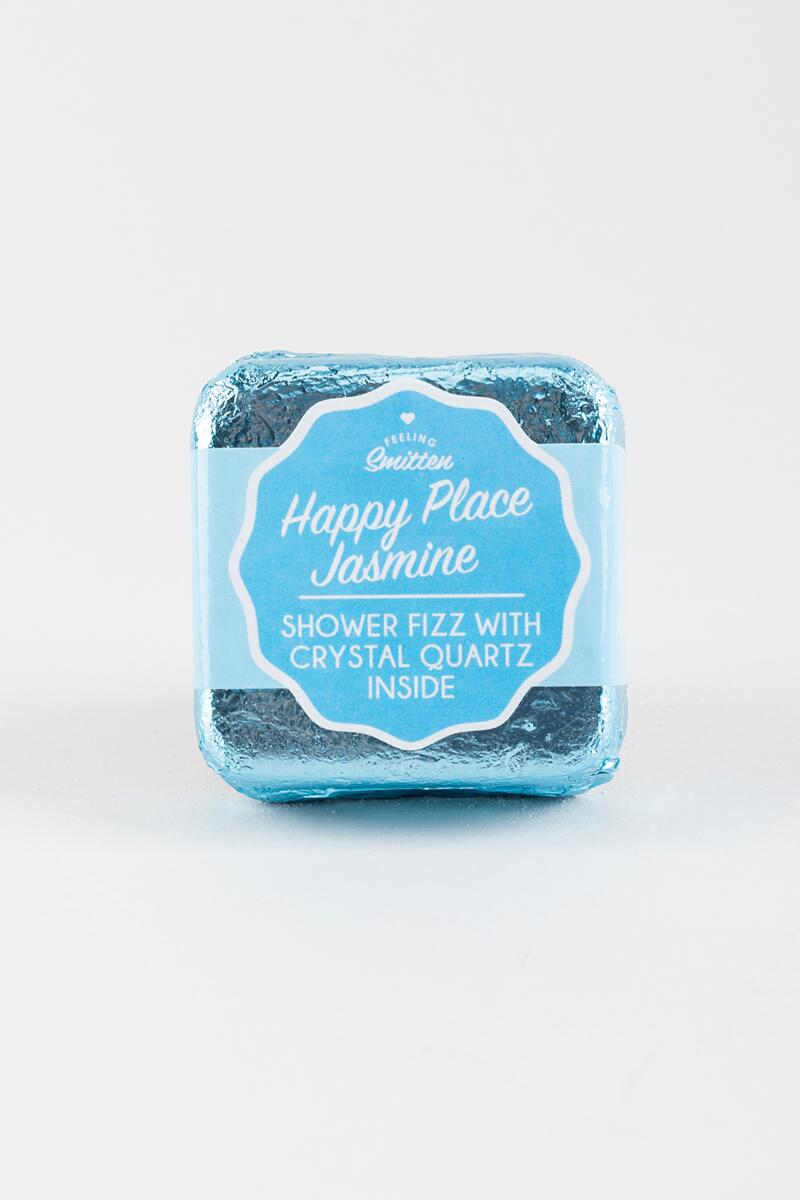 Feeling Smitten Happy Place Shower Fizz-  nocolor-cl