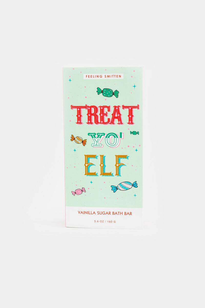 Feeling Smitten Treat Yo Elf Bath Bar