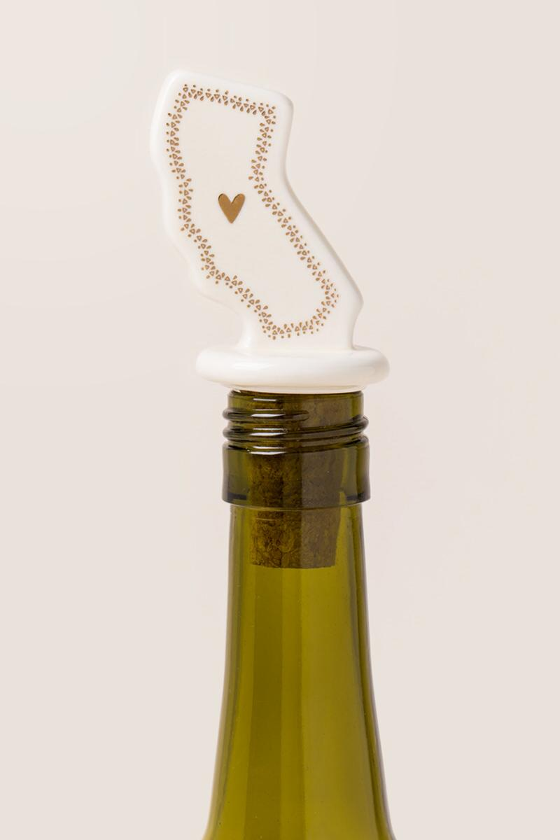 California Bottle Stopper-  gift-clalternate