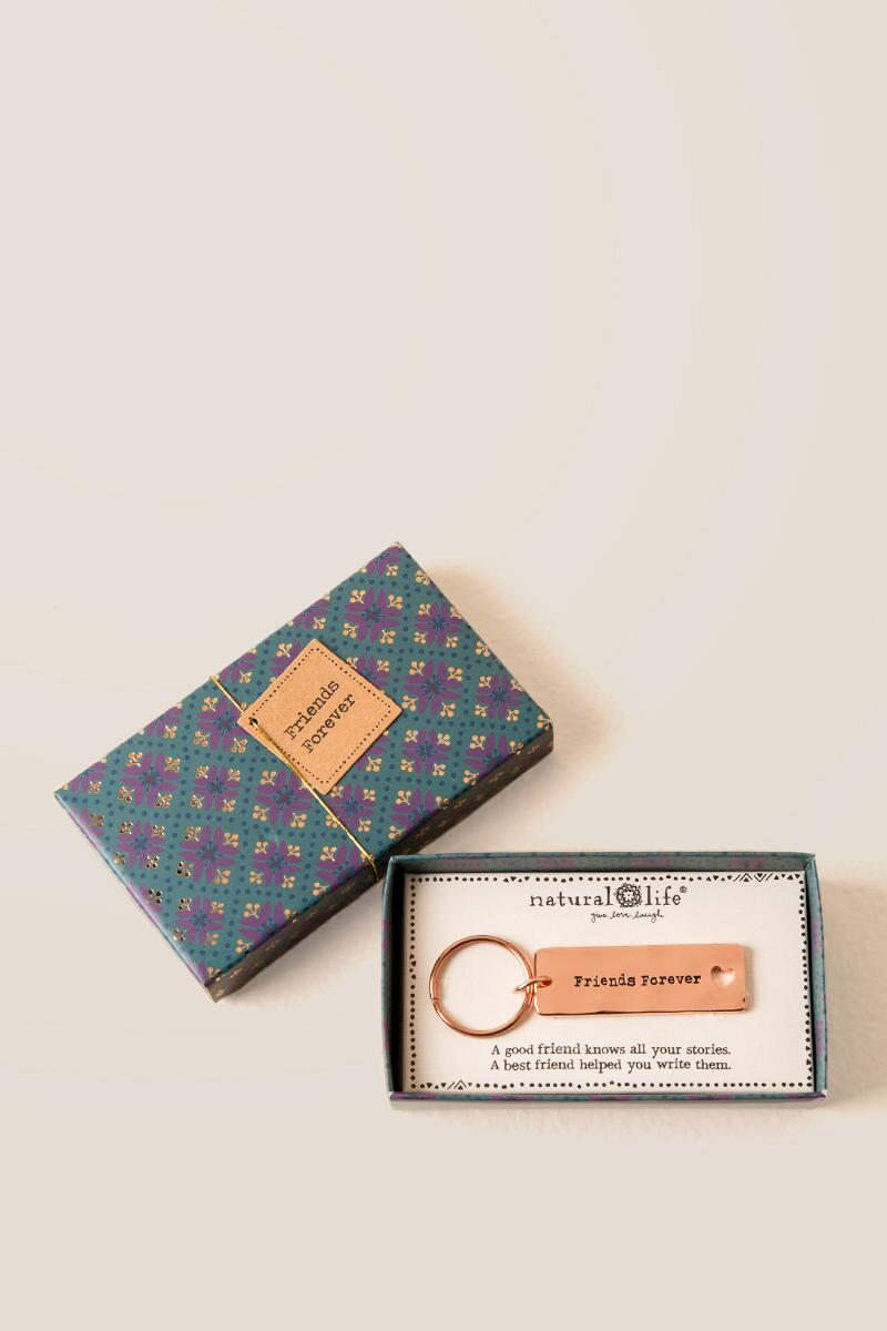 Friends Forever Boxed Keychain-  gift-cl
