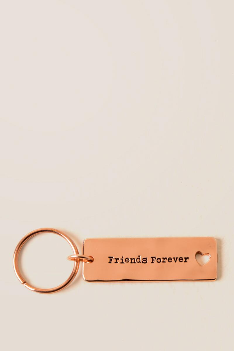 Friends Forever Boxed Keychain-  gift-clalternate