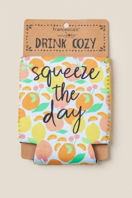 Squeeze the Day Cozy