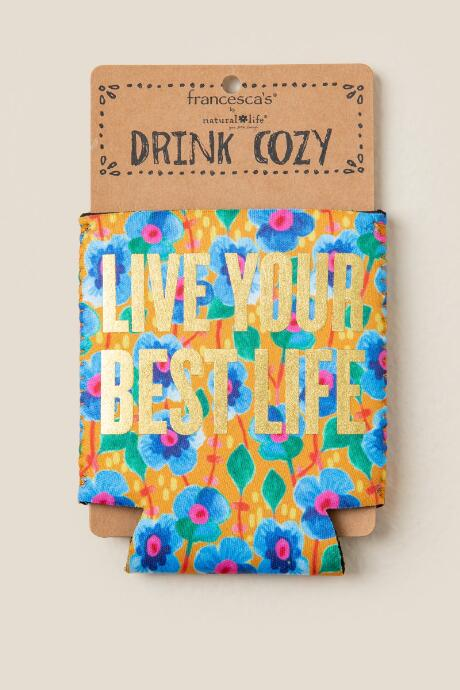 Live Life Drink Cozy