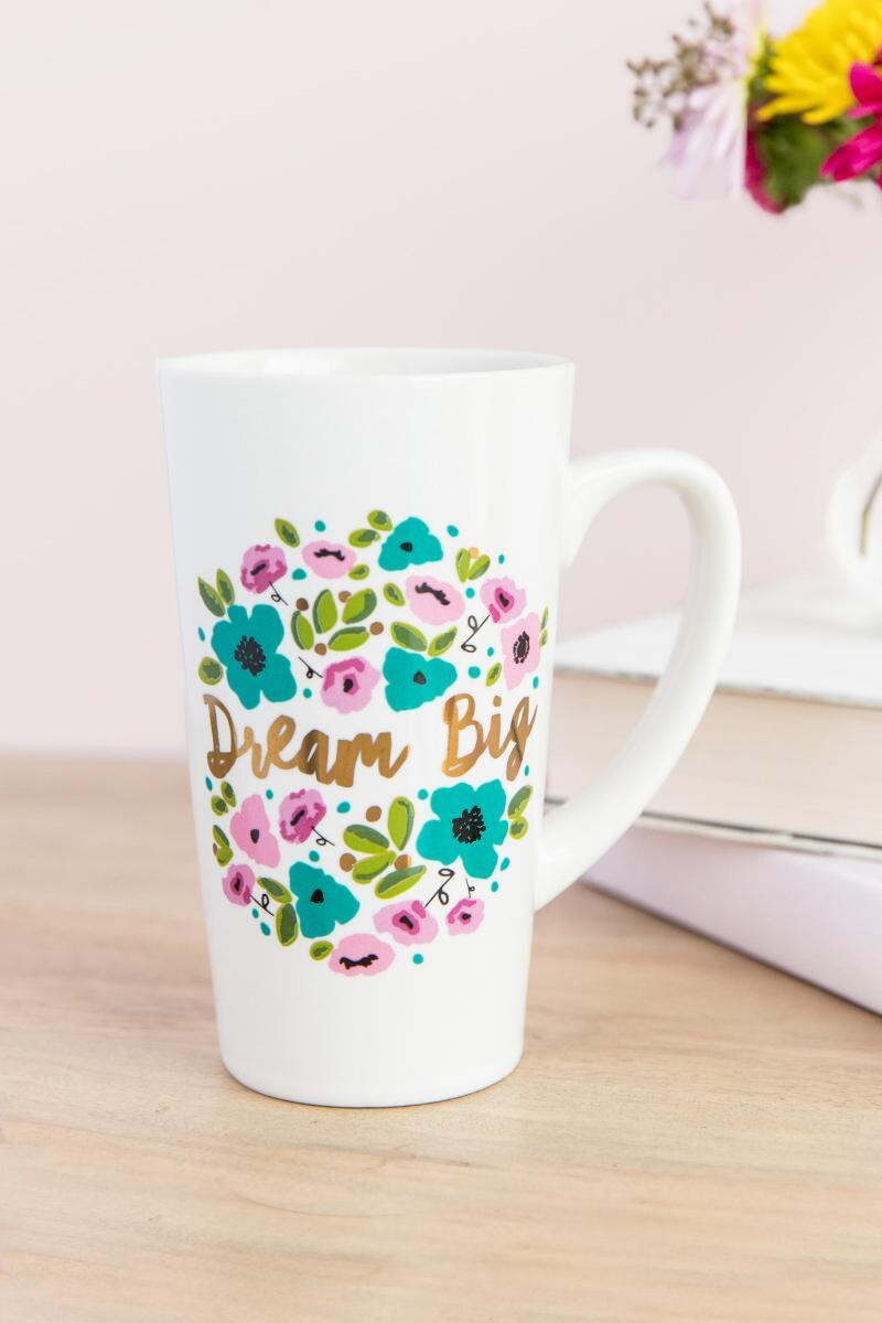 Dream Big Mug-  gift-cllifestyle