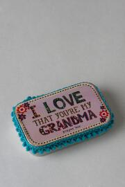 Love That You're My Grandma Prayer Box