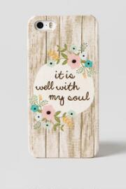 Well With My Soul iPhone 5 Case