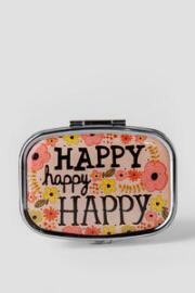 Happy, Happy, Happy Pill Box