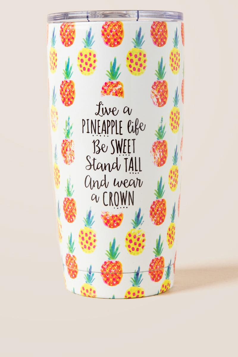 Be Sweet and Stand Tall Tumbler
