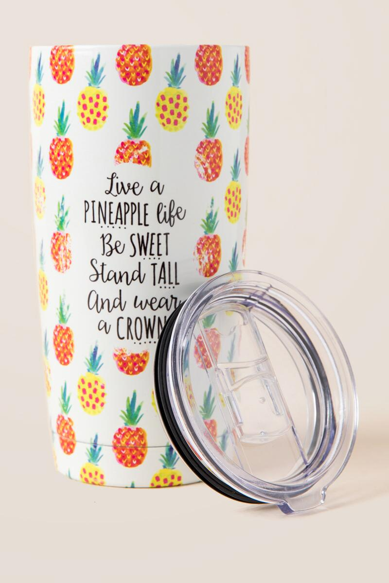 Be Sweet and Stand Tall Tumbler-  gift-clalternate