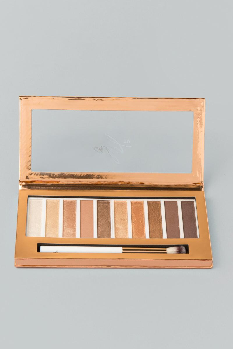 ALY Golden Shade Eyeshadow Pallete