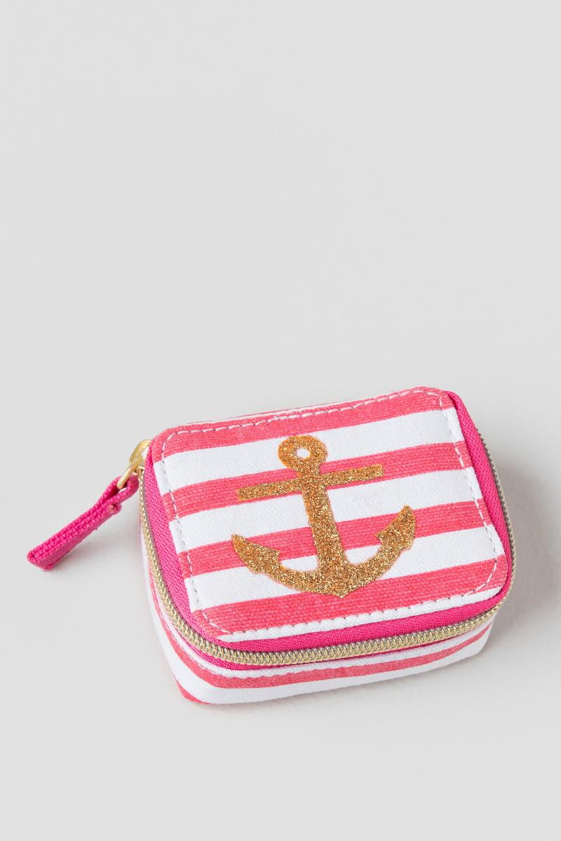 Anchors Away Pill Box