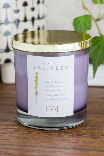 Aromatic Lavender 8 oz. Candle