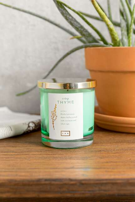 Herb and Crisp Thyme Candle