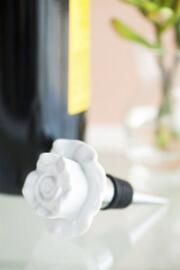 Bordeaux Rose Bottle Stopper
